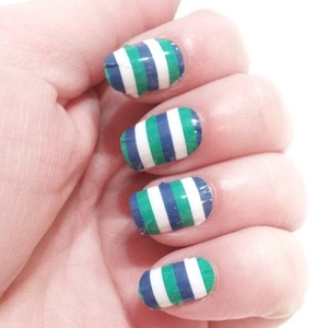 Has anyone tried these? For a full review check out my blog post http://www.hairsprayandhighheels.net/2013/02/jamberry-nails.html