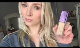 Fiona Stiles Matte Finish Foundation: FIRST IMPRESSION & REVIEW