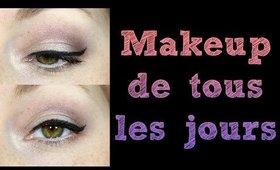 Makeup de tous les jours (Drugstore products)