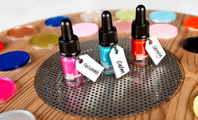Emotional Brilliance: Lush Designs Color Cosmetics Line to Address the Psyche