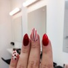 Christmas Nails LOVE LOVE LOVE