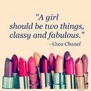 Who doesn't love Coco Chanel