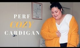 Cozy Fall/Winter Plus Size Outfit   VLOGMAS Day 1