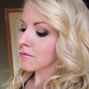 Pink & Grey Smokey Eye featuring Tarte Cosmetics, Palladio Beauty, Milani Cosmetics and Jordana Cosmetics