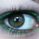 Green Eyeliner? My first love!