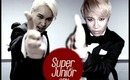 Super Junior SPY MV Makeup & Fashion Tutorial