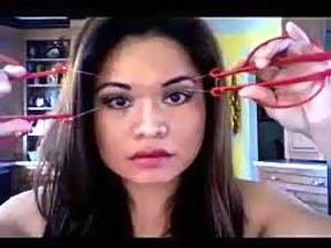 Helix ThreadEase Hair Threading Tool www.helixhairthreading.com
