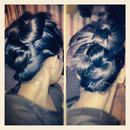Triple Knotted Bun