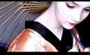 Geisha/Maiko Makeup Tutorial
