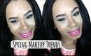 Spring Makeup Trends | Makeup Tutorial ft BH Cosmetics NEW Party Girl Waterproof Gel Eyeliner Pencil