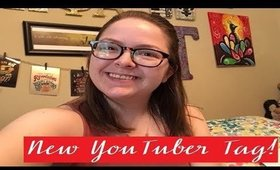 New Youtuber Tag 2018 // Tyler Alesia