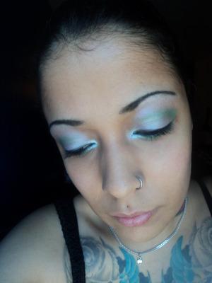 makeup on me