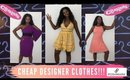 Couture Dresses for LOW PRICES on Poshmark!
