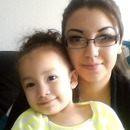 Me && my Beautiful Angelita