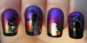 http://www.thepolishedmommy.com/2012/10/trick-or-treat-to-house-at-end-of-street.html