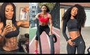 6 Inspiring Black Fitness Girls to Follow on Instagram