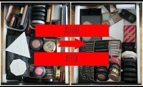 Makeup Declutter & Collection: Blush, Bronzer and Highlighter