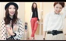 STYLESESH: HOW I STYLE SHIRTS FOR FALL | Bethni