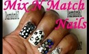 Mix 'N' Match Nails
