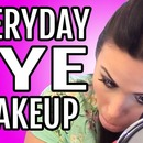 "My ""Go-to"" Everyday Eye Makeup Routine"