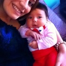 Me and baby Natalie (:
