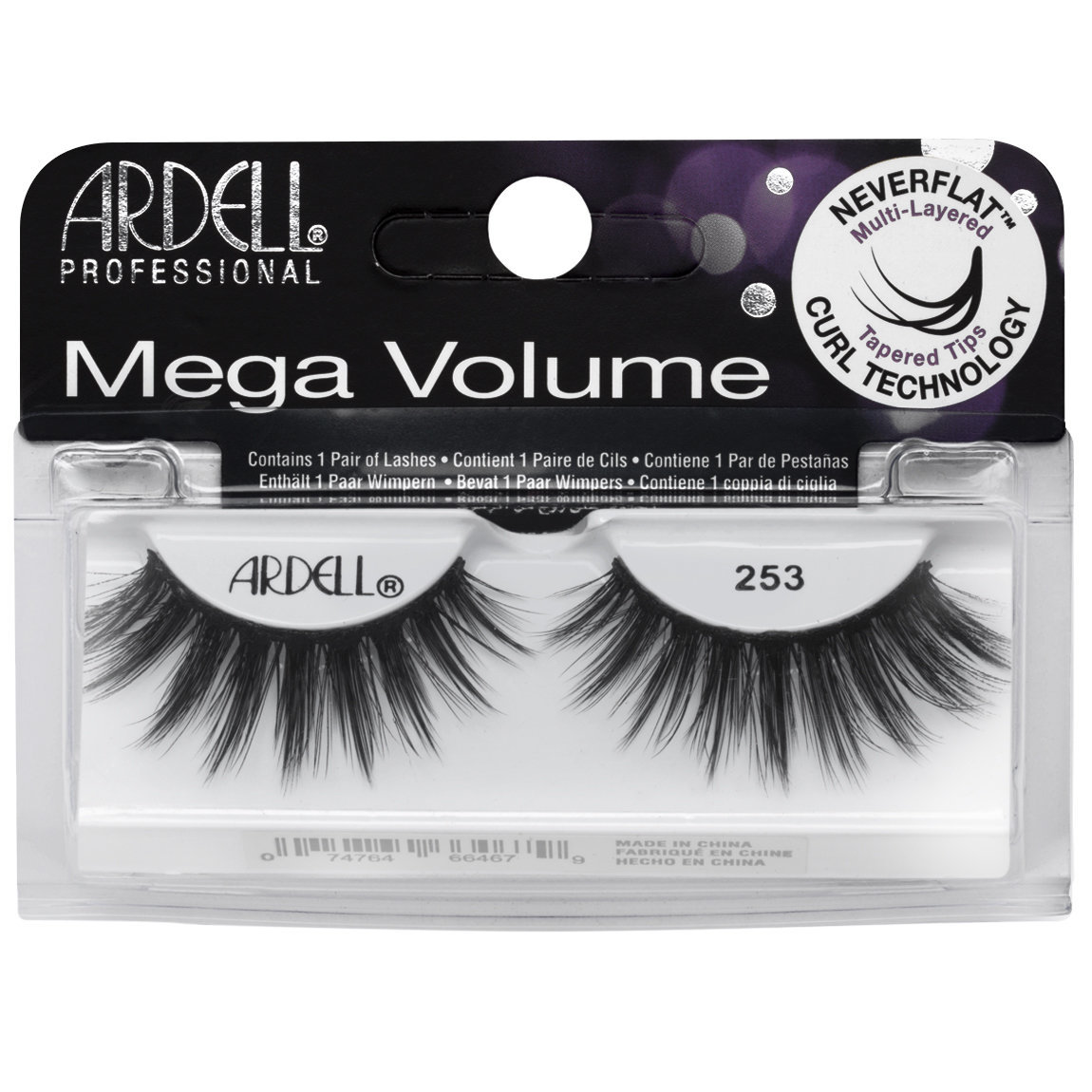 Ardell Mega Volume Lashes 253 alternative view 1.
