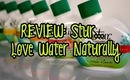 REVIEW: Stur Drinks... Flavor Your Water and Love Water Naturally | Honey Kahoohanohano
