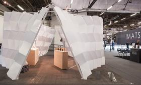 Exclusive: A Peek Inside the Wayne Goss x Beautylish Pavilion from IMATS New York