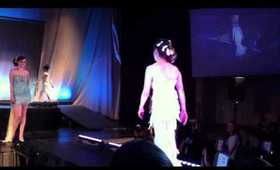 """Coming Home"" - Art/Fashion Show for ArtAwearness IIX."