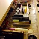 Drawer makeup organizer