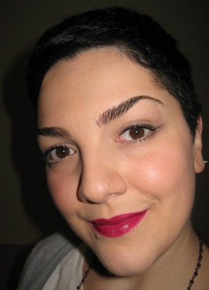 Love this lipstick! Someone says it's a dupe for #Rebel lipstick by Mac ^_^