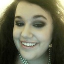 i love smoky eyes a little TOO much.....