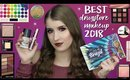 BEST DRUGSTORE/AFFORDABLE MAKEUP PRODUCTS OF 2018!