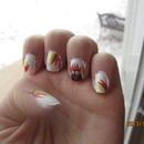 Thanksgivin Nails