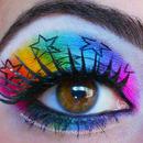 Rainbow Starship