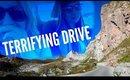 TERRIFYING MOUNTAIN DRIVE | SLOVENIA #4