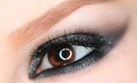 Makeup Tutorial with Chanel Illusion d'ombre Eye Shadow - Mirifique
