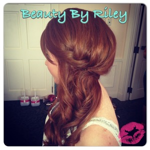 YouTube.com/rileyyvalentine  Facebook.com/beautybyriley  Instagram rileyyvalentine