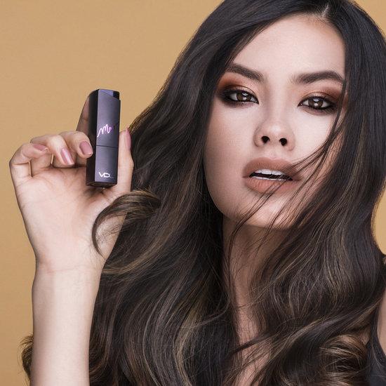 Alternate product image for Morgan Alison Stewart x VDL Expert Color Real Fit Velvet Lipstick shown with the description.