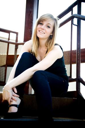 Senior Picture, March 2010