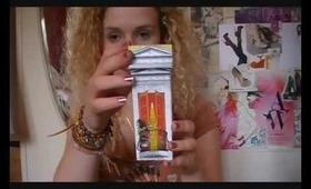 Benefit perfume Rita review