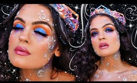 CANDY QUEEN Halloween Makeup Tutorial