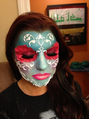 Makeup using Myth Cosmetics! Launching summer 2013 Like us on Facebook :)   Www.facebook.com/mythcosmetics
