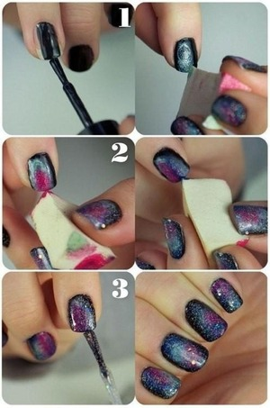 nail polish; how to