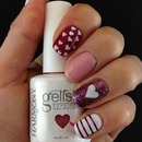 Gelish Valentine's Day