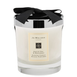 English Oak & Redcurrant Scented Candle - 200g Home