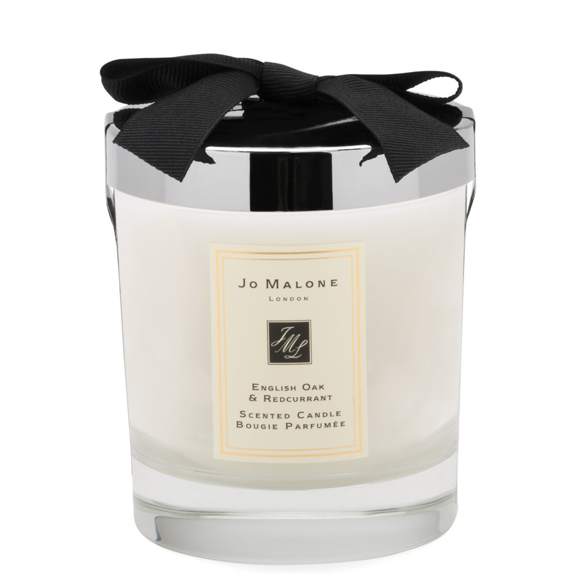Jo Malone London English Oak & Redcurrant Scented Candle product swatch.