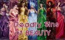 TAG: Seven Deadly Sins of Beauty