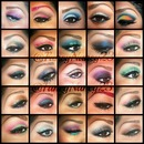 Eyes Only: 25 EyeShadow Looks by Nancy Bautista
