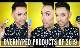 Overhyped Beauty Products of 2019! Fail or Fan? | mathias4makeup